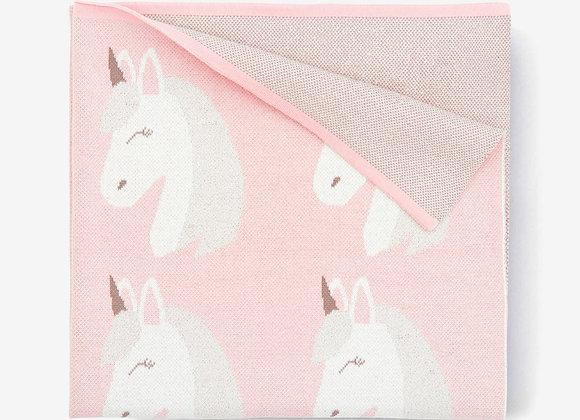 Blanket Pink Unicorn