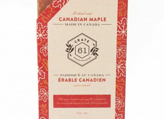 Crate 61 Canadian Maple Soap