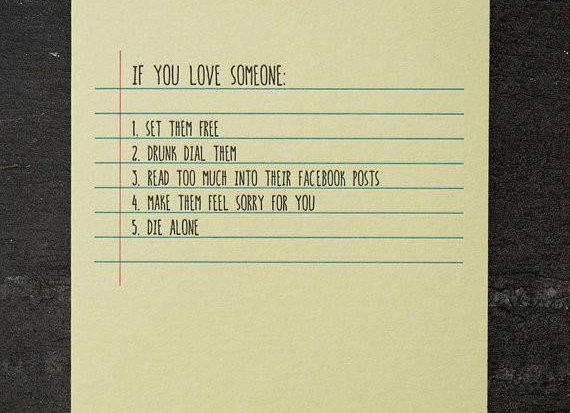 If You Love Someone Card