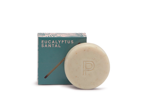 Bar Soap Oatmeal Eucalyptus & Sandalwood