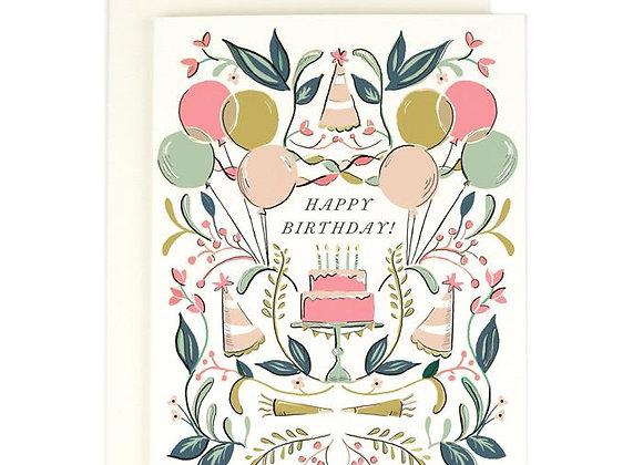 Cake Celebration Card by Amy Heitman