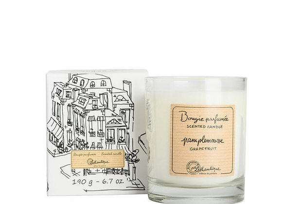 Grapefruit White Box Candle