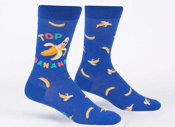 Top Banana Socks