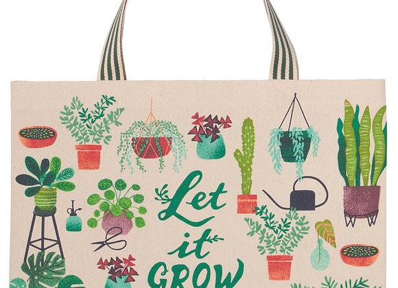 Tote Bag  Let it Grow