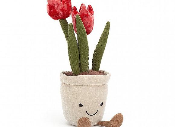 Amuseable Tulip Plush Toy