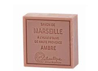 Les Savons de Marseille 100g Amber