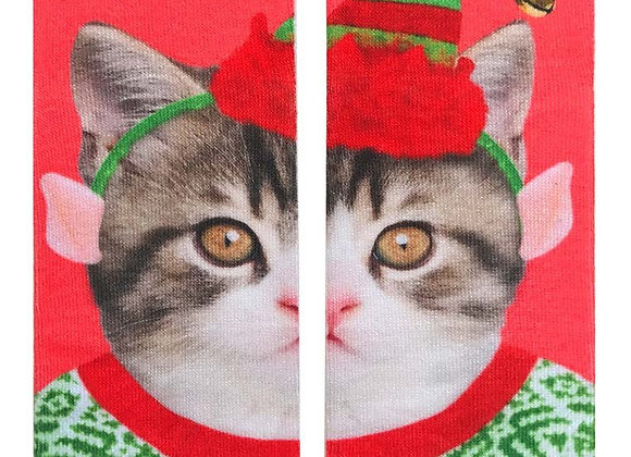 Elf Kitten - Ankle Sock
