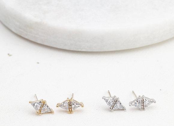 Harmony Stud Earrings