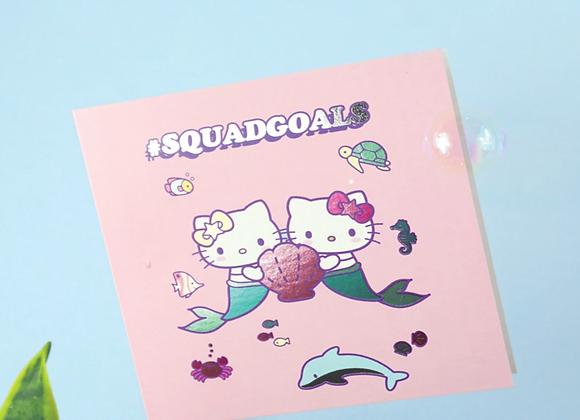 Squad Goals Card