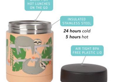 Sloths Food Jar Roam Small
