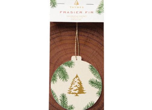 Frasier Fir: Decorative Ornament