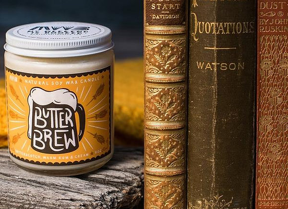 Butter Brew Candle