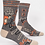 Thumbnail: Here Comes Cool Dad Men's Socks