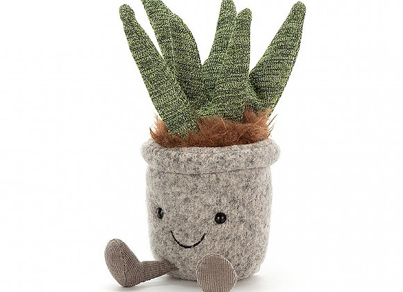 Silly succulent Aloe Plush Toy