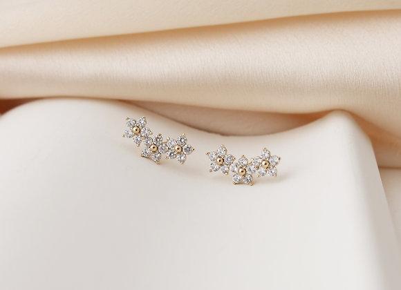 Blossom Climber Earrings