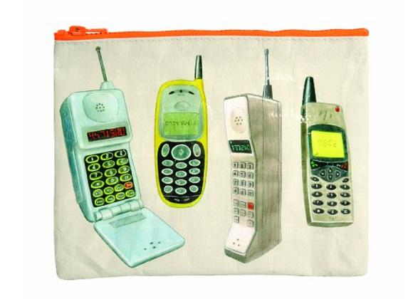 Zipper Pouch - Cellphone