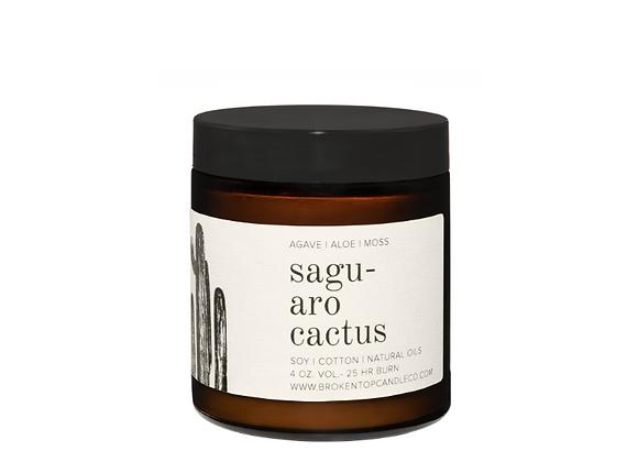 Saguaro Cactus Soy Candle