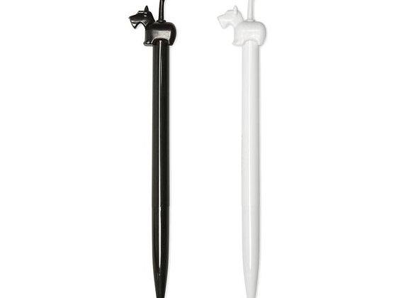 Scottie Dog Pen ( Each sold separately)