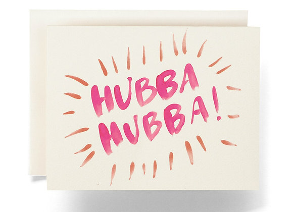 Hubba Card