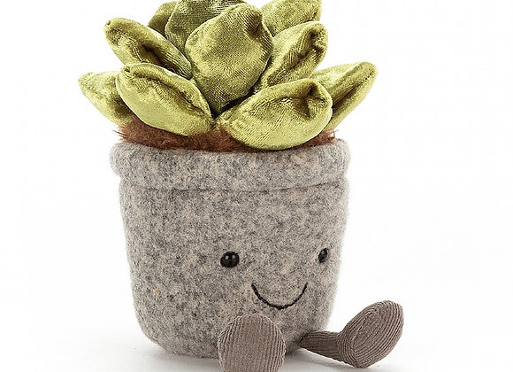 Silly Succulent Jade Plush Toy