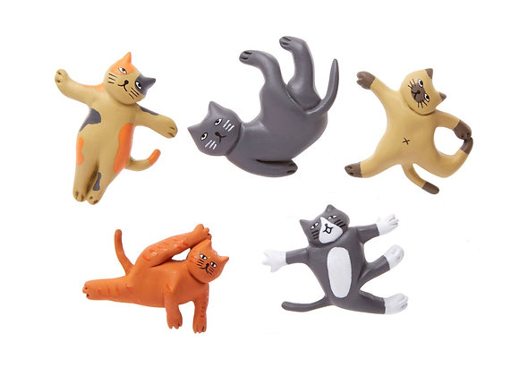 Cat Yoga - Magnets