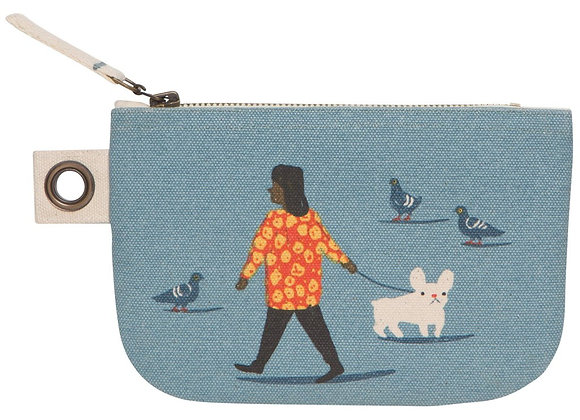 Zip Pouch Small - People Person