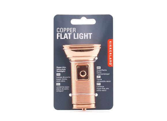 Copper Flat Light