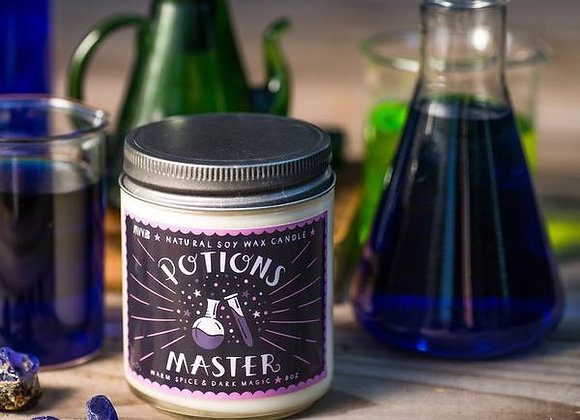 Potions Master Candle