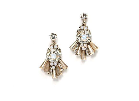 Rococo Drop Earrings