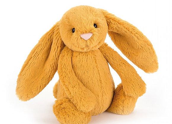 Bashful Saffron Bunny Small Plush Toy