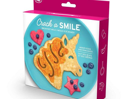 Crack a Smile - Unicorn Mold