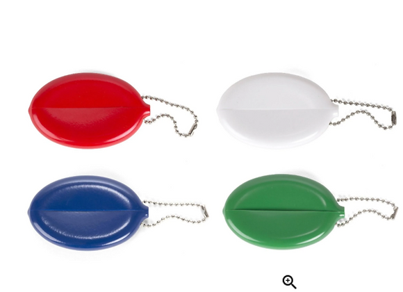 Squeeze Coin Pouch