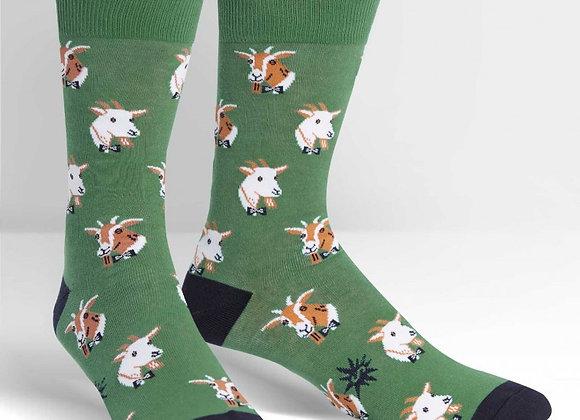 Dapper Goats Socks
