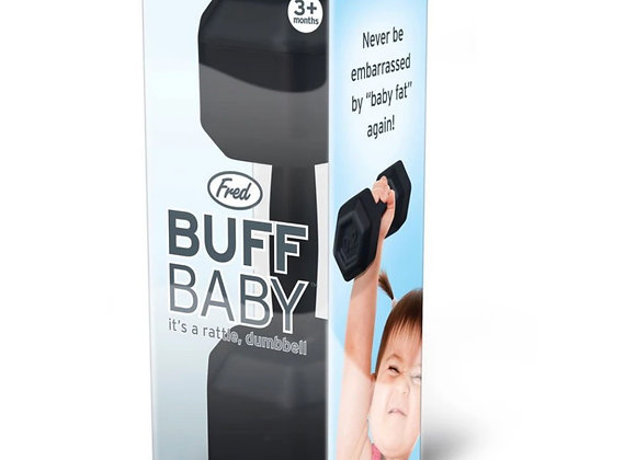 Buff Baby Rattle Toy - Fred