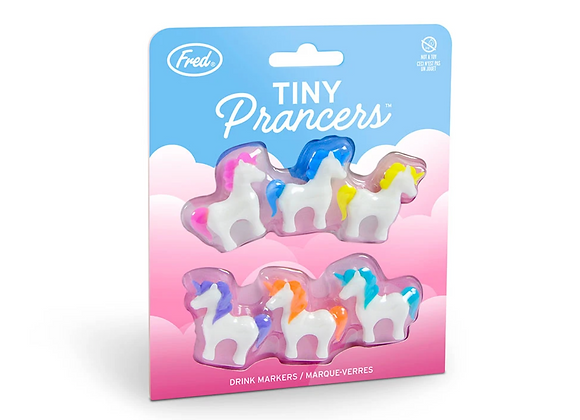 Tiny Prancers - Drink Charms