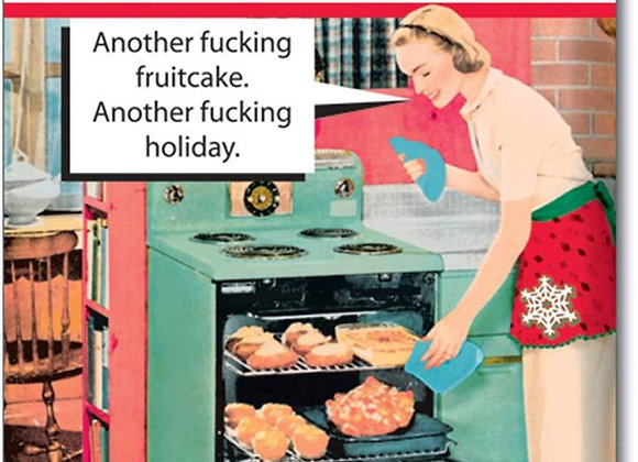 Another Fruitcake Christmas Card
