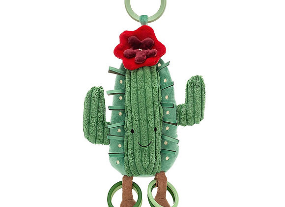 Amuseable Cactus Activity Toy