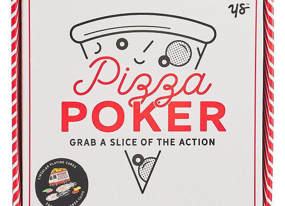 Pizza Poker - Game