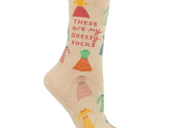 My Dressy Socks Crew Socks