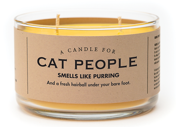 Candle For Cat People