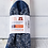Thumbnail: Chuncky Wool Work Socks Navy