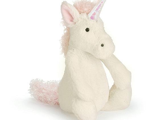 Bashful Unicorn Plush Toy