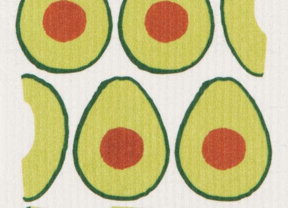 Avocados Ecologie Swedish Sponge Cloth