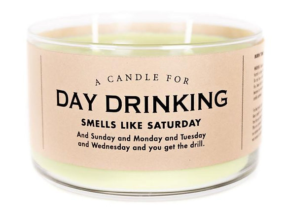 Candle For Day Drinking