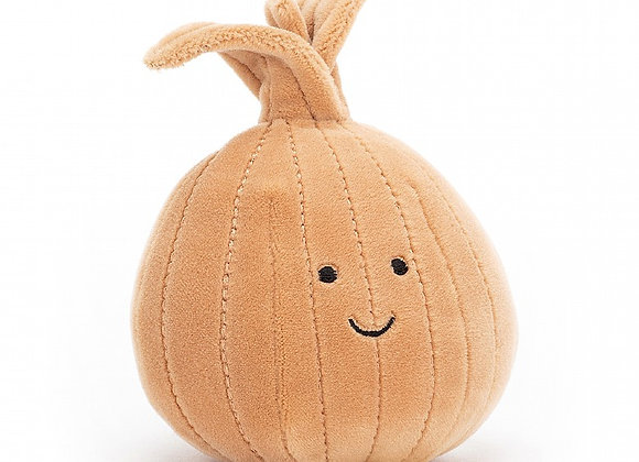 Vivacious Vegetable Onion Plush Toy