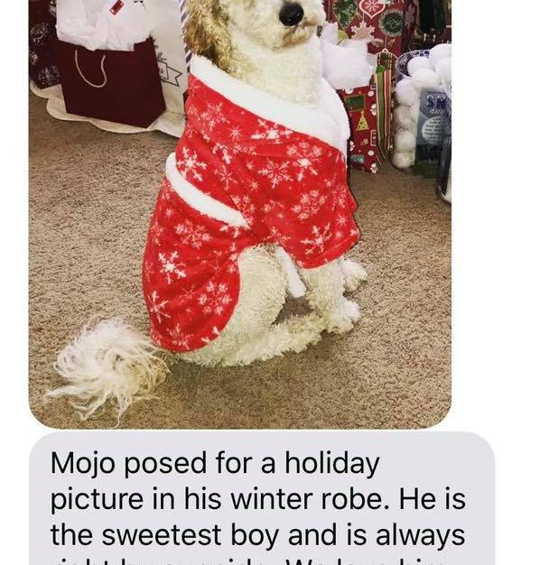 Mojo Holiday Robe