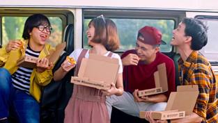 Pizza Hut Delivery My Box