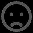 Sad Face, Sad, Unhappy, Dissatisfied