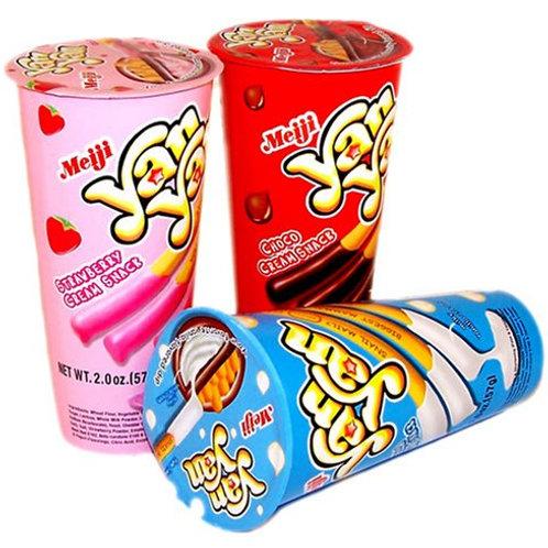3 pack YanYan Assorted Flavors