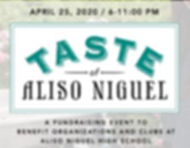 Taste of Aliso 2020